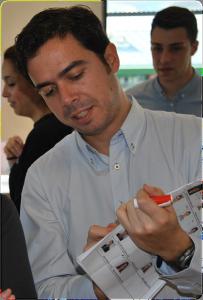 Pablo Burgué, Socio Director de Dynamis y Director de Factoría